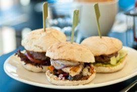 Tweede Ellis Gourmet Burger in Rotterdam