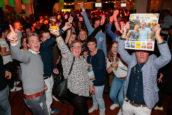 Foto's: sfeerverslag Cafetaria Top 100 Event