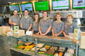 Cafetaria Top 100 2016-2017 nr.45: 't Eiland Vol Smaak, Nunspeet
