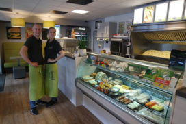 Cafetaria Top 100 2016-2017 nr.78: Danny's Marknesse, Marknesse