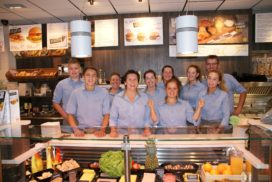 Cafetaria Top 100 2016-2017 nr.89: Barnies Family, Barneveld