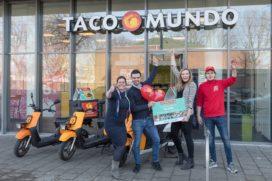 Taco Mundo doneert 5000 euro aan WereldOuders