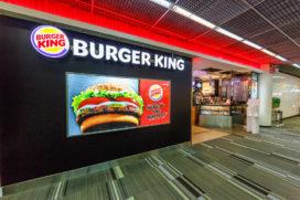 Moederbedrijf Burger King verdubbelt winst