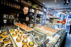 Dunkin' Donuts met Thuisbezorgd.nl in zee