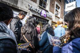 Taco Bell sluit alle vestigingen in Nederland