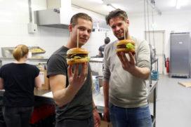 Burger Business goed voor 150.000 hamburgers per jaar