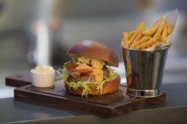 Winnaar Hamburgertest 2017 is goed gestapeld