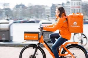 Thuisbezorgd.nl verwerkt voor ruim een half miljard euro aan bestellingen