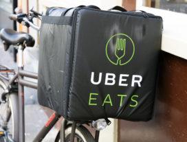 Uber Eats van start in Haarlem