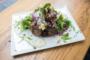 Jacketz Amsterdam  is een ode aan de aardappel