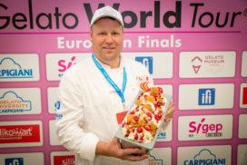Nederlander maakt zich op voor finale Gelato World Tour