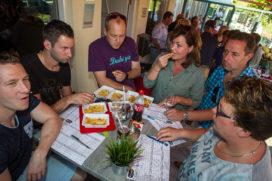 Gasten bepalen assortiment van nieuwe frituur