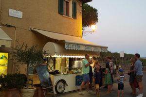 Hoeveel bolletjes ijs scheppen de Italianen?