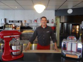 Cafetaria Top 100 2017 nr.100: Dutch American Diner De Heuve, Beuningen