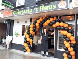 Cafetaria Top 100 2017 nr.38: Cafetaria 't Huus 2.0, Veenendaal