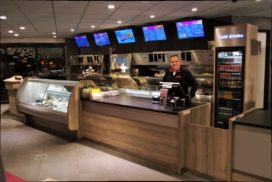 Cafetaria Top 100 2017 nr.43: Snack-Plaza & Brasserie Meuleplein, Nijeveen