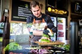 Cafetaria Top 100 2017 nr.59: De Snackbar Lunch and Dinner, Deurne