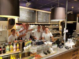 Cafetaria Top 100 2017 nr.62: Lunchroom-Friethuys Bij de Boer, Heemskerk