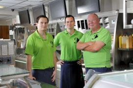 Cafetaria Top 100 2017 nr.90: Paul van Gurp Fastservice De Vijfhoek, Deventer