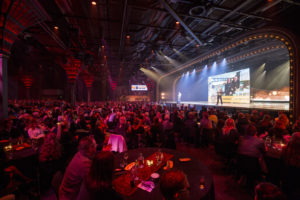 Fotoreportage Cafetaria Top 100 2017-feest