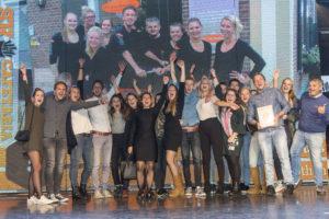 200 deelnemers door in de Cafetaria Top 100