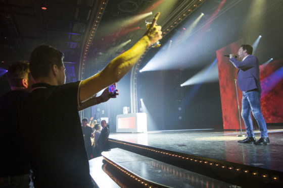 De finaleshow wordt ook dit jaar weer een groot feest. Foto: Koos Groenewold