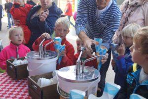 500 kinderen naar Aardappelrooidag Week van de Friet