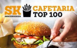Veertien bedrijven in de eregalerij van de Cafetaria Top 100