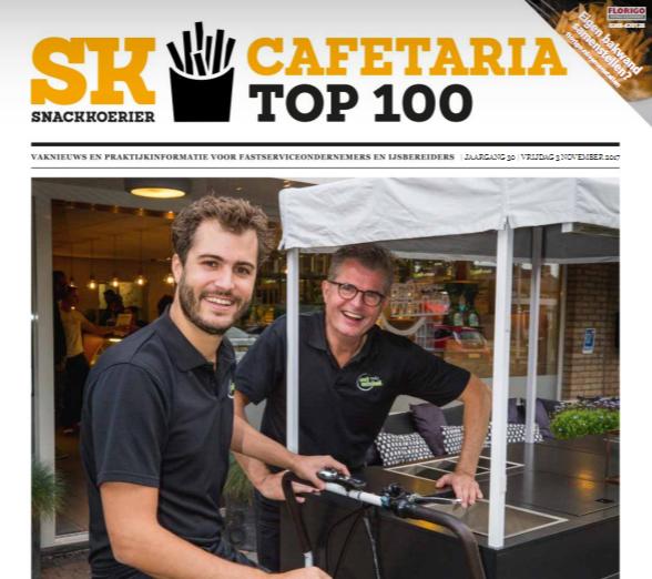 Snackkoerier nummer 20 2017 – Cafetaria Top 100
