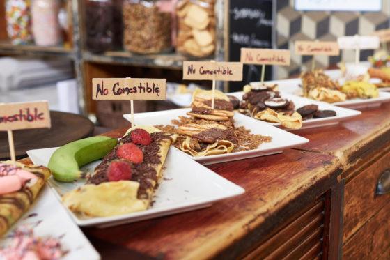 Een gerecht al kunnen zien voordat je bestelt, helpt je bij de keuze. Foto: Alvaro Gonzalez