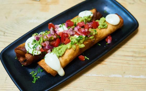 Maar ook Mexicaans fastfood, met verse ingrediënten. Foto: Alvaro Gonzalez