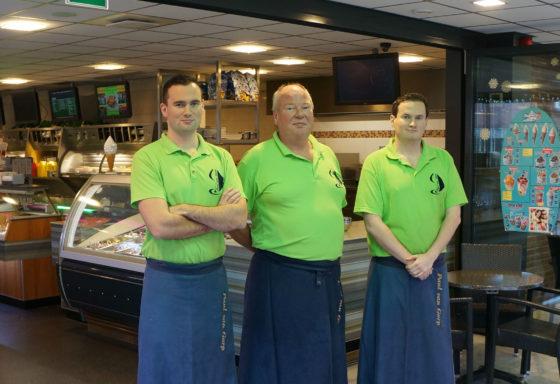 Cafetaria Top 100 2018 nr. 80: Paul van Gurp Fastservice Restaurant Holterweg, Deventer