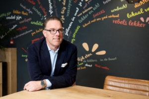 Bas Holshuijsen: 'Reacties boze Kwalitaria-ondernemers gingen soms te ver'