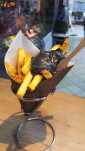 black food