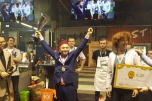 Karim Hamouchi wint 'On the Move' met overtuiging