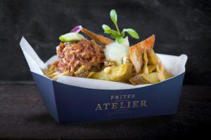 Frites Atelier introduceert friet met jalapeño-mayonaise