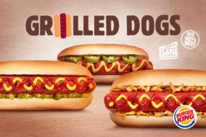 Burger King gaat hotdogs verkopen