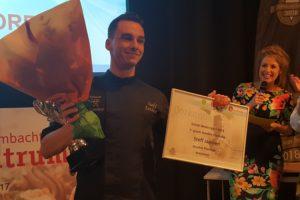 Steff Janssen wint De Gouden IJscreatie