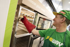 Subway vraagt gasten om feedback