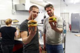 Burger Business brengt hamburgers ook in Breda aan huis