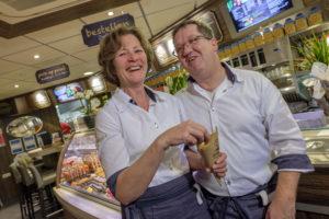 Wilma en Leon Leijtens verkopen De Vergulden Èrpel
