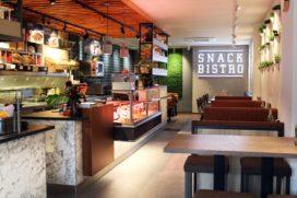 Voormalig Kwalitaria-ondernemer start Snackbistro