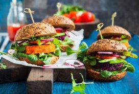 'Cafetaria's moeten zich meer verdiepen in vegetarische snacks'