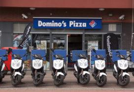 Domino's Pizza groeit als kool