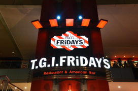 TGI Fridays Utrecht in april open