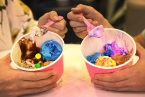 Baskin-Robbins introduceert shop-in-shop en retailproducten