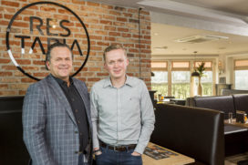 Restaria-team: 'We zijn ambitieus en we groeien'