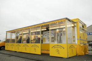 Voormalig Cafetaria Top 100-winnaar zet snackwagen te koop