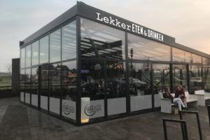 Plaza Leesten is nu Eetwinkel Leesten