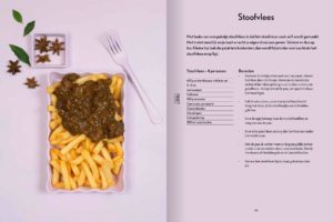TV-kok vult kookboek met Hollandse snacks